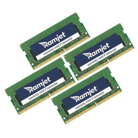 DDR4-2666-SODIMM - 64GB (16GBx4) IMac Memory For 27-inch Retina 2019 Model 19.1