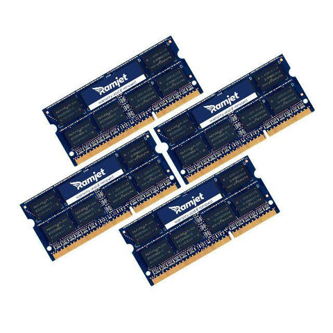 DDR3-1066-SODIMM - 16GB IMac Memory For Late 2009 Models 10,1 And 11,1 (4GBx4)