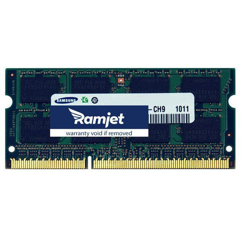 DDR3-1333-SODIMM - 8GB IMac Memory For Mid 2010 To Mid 2011 Models 11,3 (i5/i7) 12,1 (i5/i7) And 12,2
