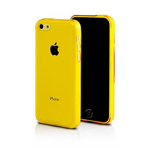 Iphone-cases - Transparent Style IPhone 5C Case