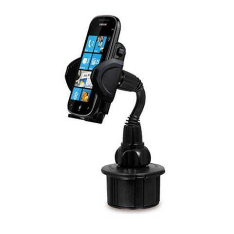 Automobile-accessory - Cupholder Style IPhone Car Mount