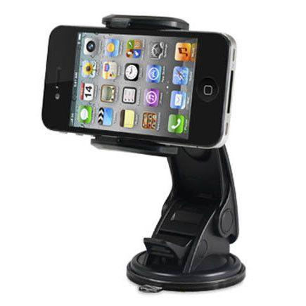 Automobile-accessory - Suction Cup Style IPhone Car Mount