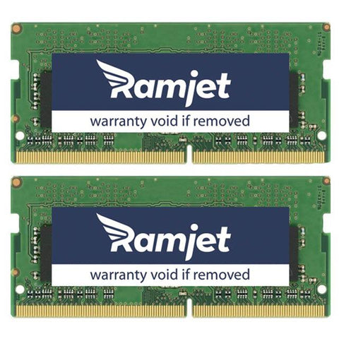 DDR4-2666-SODIMM - 32GB Mac Mini Memory For Late 2018 Model 8,1 (16GBx2)