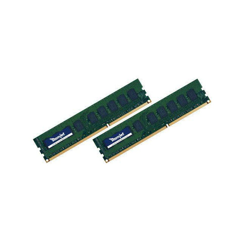 MP-DDR3-1066 - 4GB (2GBx2) DDR3 ECC 1066MHz Memory For Early 2009 To Mid 2010 Mac Pro 4.1 And 5.1 (8-Core And 4-Core)