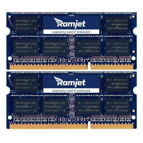DDR3-1066-SODIMM - 16GB MacBook Memory For 2008 To Mid 2010 Models 5,1 6,1 And 7,1 (8GBx2)