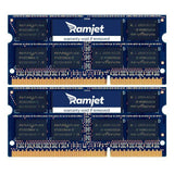DDR3-1066-SODIMM - 8GB MacBook Pro Memory For Models 5,1 To 7,1 Late 2008 - Mid 2010 (4GBx2)