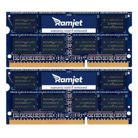 DDR3-1066-SODIMM - 8GB Mac Mini Memory For 2009 Models 3,1 And 4,1 (4GBx2)