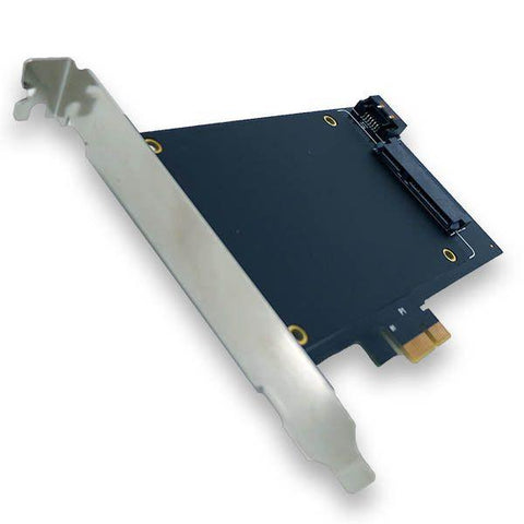 Mac-pro-kits - Mac Pro Ultra PCI Express Card 550Mbps - Single SATA3 SSD