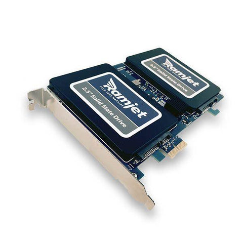 Mac-pro-kits - Mac Pro PCI Express Card With 2x1TB SSD