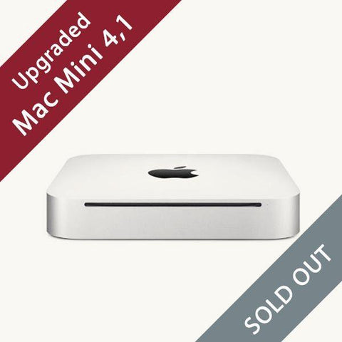 Used-macs - Mac Mini 4,1 - MC270LL/A (Upgraded)