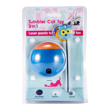 Load image into Gallery viewer, 3 in 1 Multi-function interactive Cat toy