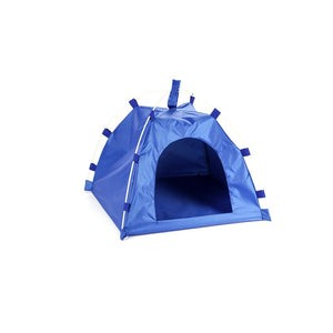 Portable mini tent for cats