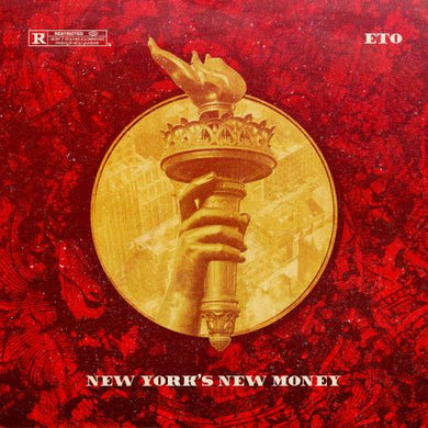Eto Lil Eto New York's New Money 2007 Stack Bundles RIP Debut album mixtape vinyl wax 12
