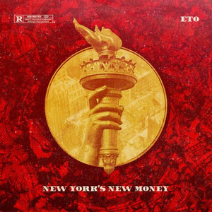 "New York's New Money (LP) | Eto | Copenhagen Crates Exclusive Limited Vinyl 12"" Wax Record Underground Rap Hiphop Hip Hop"