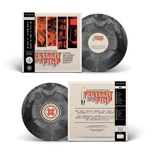 "Portrait Of A Pimp (LP) | SmooVth x Giallo Point | Copenhagen Crates Exclusive Limited Vinyl 12"" Wax Record"