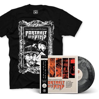 Portrait Of A Pimp (BUNDLE 1) | SmooVth x Giallo Point | Copenhagen Crates Exclusive Limited Vinyl 12