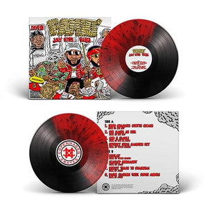 "Famili' (LP) | Jay Nice x Ru$h | Copenhagen Crates Exclusive Limited Vinyl 12"" Wax Record"