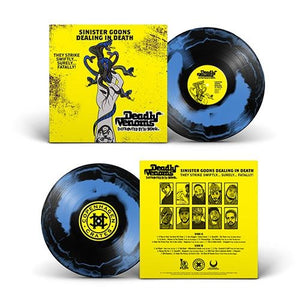 "Deadly Venoms (LP) | DJ Beanz | Copenhagen Crates Exclusive Limited Vinyl 12"" Wax Record"