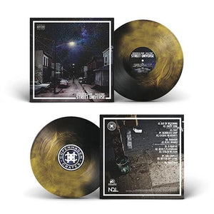 "Street Universe (LP) | Napoleon Da Legend x Giallo Point | Copenhagen Crates Exclusive Limited Vinyl 12"" Wax Record"