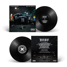 "Load image into Gallery viewer, Dark Nights And D Fitted's (LP) | Ty Farris x Machacha | Copenhagen Crates Exclusive Limited Vinyl 12"" Wax Record Underground Rap Hiphop Hip Hop"