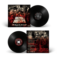 "Load image into Gallery viewer, Watson & Holmes 3 (LP) | Blacastan & Stu Bangas | Copenhagen Crates Exclusive Limited Vinyl 12"" Wax Record Underground Rap Hiphop Hip Hop"