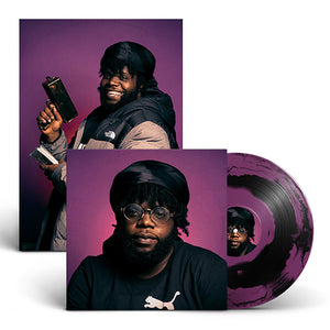 "Seventy Fifth & Amsterdam: B-side - Lost In NYC (LP) | Lord Jah-Monte Ogbon | Copenhagen Crates Exclusive Limited Vinyl 12"" Wax Record Underground Rap Hiphop Hip Hop"