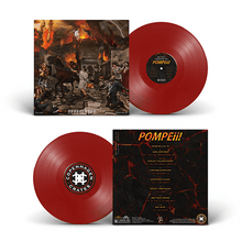 "Load image into Gallery viewer, POMPEii! (LP) | Jay Nice x Farma Beats | Copenhagen Crates Exclusive Limited Vinyl 12"" Wax Record Underground Rap Hiphop Hip Hop"