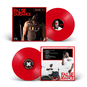 "False Guidance (LP) | Heem Stogied x J57 | Copenhagen Crates Exclusive Limited Vinyl 12"" Wax Record"