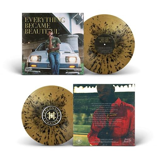 Everything Became Beautiful (LP) | Rahiem Supreme | Copenhagen Crates Exclusive Limited Vinyl 12