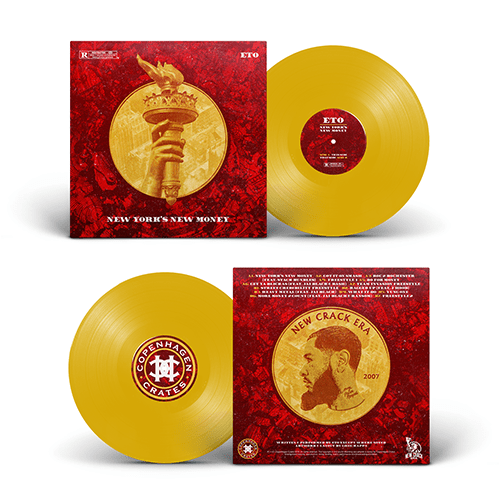 New York's New Money (LP) | Eto | Copenhagen Crates Exclusive Limited Vinyl 12