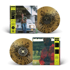 "Everything Became Beautiful (LP) | Rahiem Supreme | Copenhagen Crates Exclusive Limited Vinyl 12"" Wax Record Underground Rap Hiphop Hip Hop"