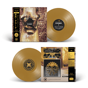 "El Dorado (LP) | Primo Profit | Copenhagen Crates Exclusive Limited Vinyl 12"" Wax Record Underground Rap Hiphop Hip Hop"