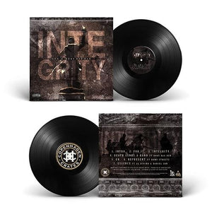 "Integrity (LP) | Eto x Body Bag Ben | Copenhagen Crates Exclusive Limited Vinyl 12"" Wax Record Underground Rap Hiphop Hip Hop"