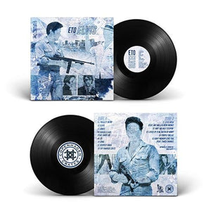 "Elvis (LP) | Eto | Copenhagen Crates Exclusive Limited Vinyl 12"" Wax Record Underground Rap Hiphop Hip Hop"