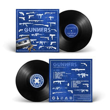 "Load image into Gallery viewer, The Gunners Tape (LP) | Daniel Son x Giallo Point | Copenhagen Crates Exclusive Limited Vinyl 12"" Wax Record"