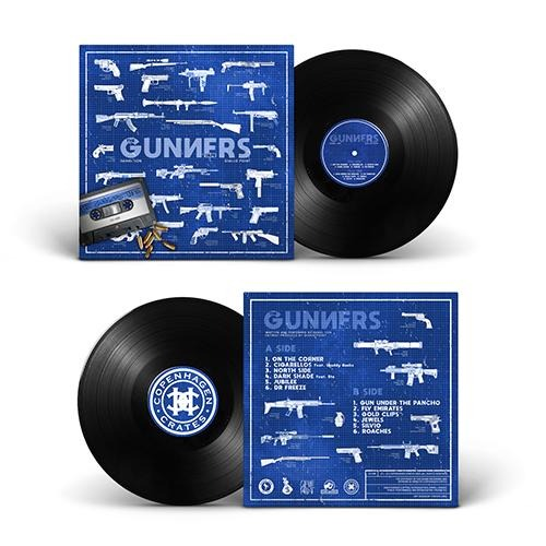 The Gunners Tape (LP) | Daniel Son x Giallo Point | Copenhagen Crates Exclusive Limited Vinyl 12