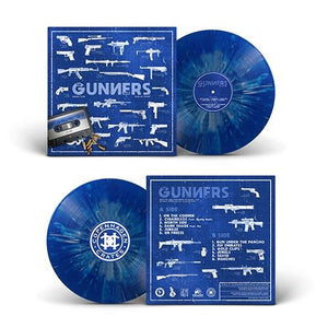"The Gunners Tape (LP) | Daniel Son x Giallo Point | Copenhagen Crates Exclusive Limited Vinyl 12"" Wax Record"