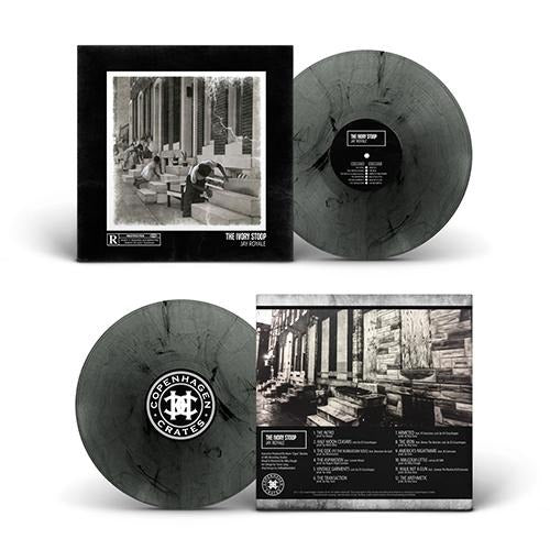 Ivory Stoop (LP) | Jay Royale | Copenhagen Crates Exclusive Limited Vinyl 12