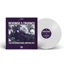 "Load image into Gallery viewer, International Waters (LP) | Revenge Of The Truence | Copenhagen Crates Exclusive Limited Vinyl 12"" Wax Record Underground Rap Hiphop Hip Hop"