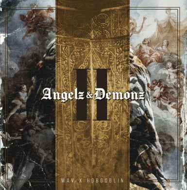 Angelz & Demonz 2 (LP)