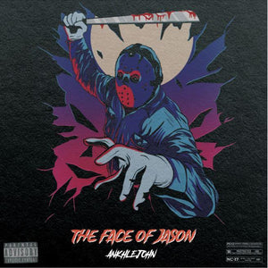 "The Face of Jason (LP) | Ankhlejohn | Copenhagen Crates Exclusive Limited Vinyl 12"" Wax Record"