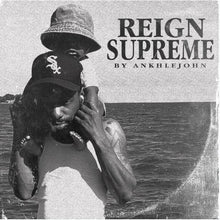"Load image into Gallery viewer, Reign Supreme (LP) | Ankhlejohn | Copenhagen Crates Exclusive Limited Vinyl 12"" Wax Record Underground Rap Hiphop Hip Hop"