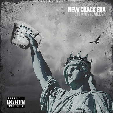 New Crack Era (LP) | Eto x Vinyl Villain | Copenhagen Crates Exclusive Limited Vinyl 12