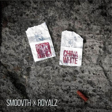 China White (LP) | SmooVth x Royalz | Copenhagen Crates Exclusive Limited Vinyl 12