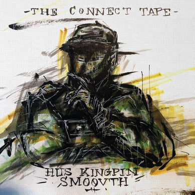 The Connect Tape (LP) | Hus Kingpin & SmooVth (Tha Connection) | Copenhagen Crates Exclusive Limited Vinyl 12