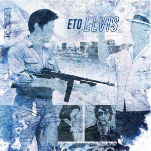 "Elvis (LP) | Eto | Copenhagen Crates Exclusive Limited Vinyl 12"" Wax Record"