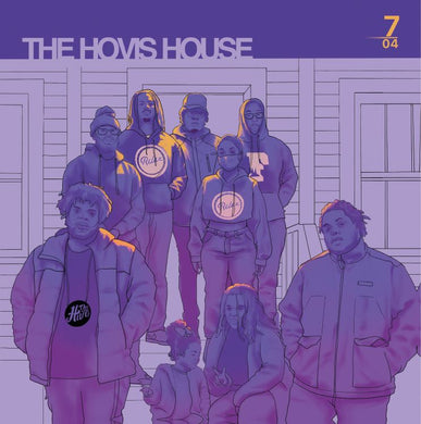 The Hovis House (LP) | The Hovis House | Copenhagen Crates Exclusive Limited Vinyl 12