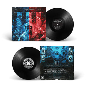 "Angelz & Demonz 3 (LP) | M.A.V. x Hobgoblin | Copenhagen Crates Exclusive Limited Vinyl 12"" Wax Record Underground Rap Hiphop Hip Hop"