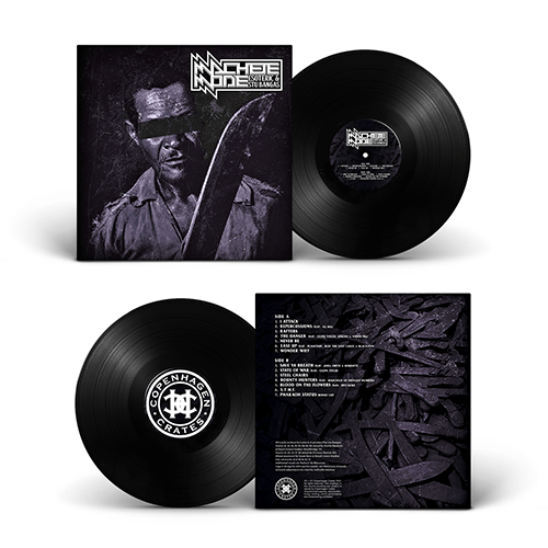 Machete Mode (LP) | Esoteric & Stu Bangas | Copenhagen Crates Exclusive Limited Vinyl 12