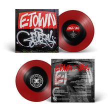 "Load image into Gallery viewer, E-Town General (LP) | Brainorchestra | Copenhagen Crates Exclusive Limited Vinyl 12"" Wax Record Underground Rap Hiphop Hip Hop"